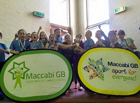 Community S Schools Dive Into The Annual Mgb Simchat Ha Mayim Swimming Gala Maccabi Gb