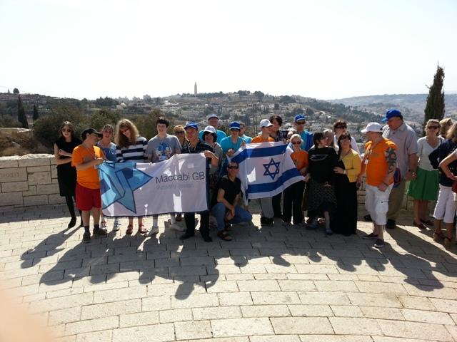 Maccabi GB Challenge Tour 2012