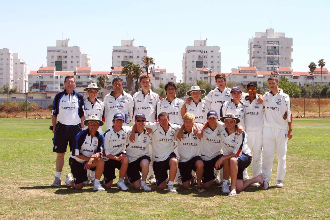 Junior cricket at the 2009 Maccabiah Games