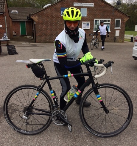 Day One Of The Halow250 Charity Bike Ride 2017 Halow Project