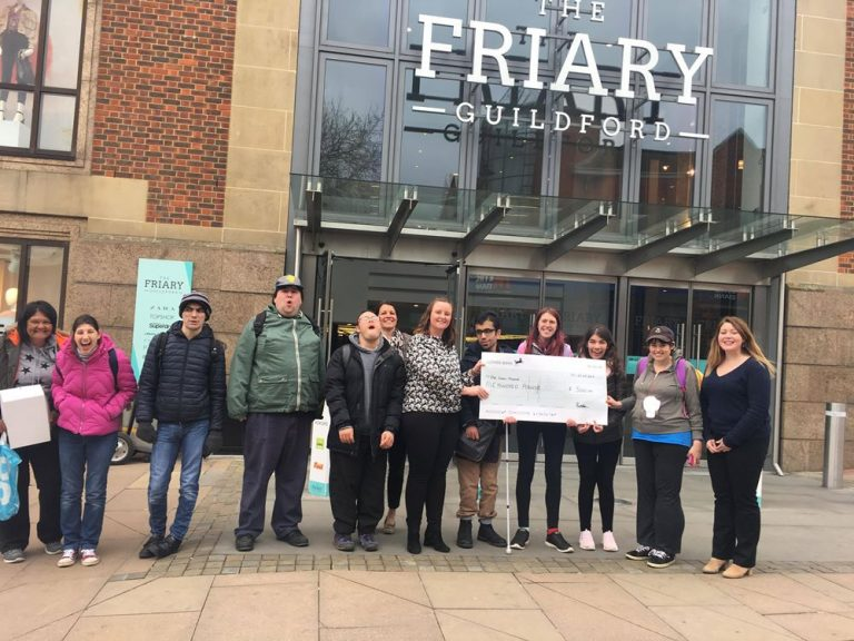 Charity of the Year for the Friary
