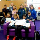 1st Witley Scouts cheque presentation.JPG