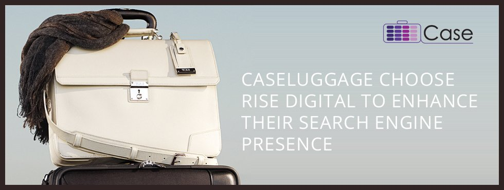 Case Luggage SEO