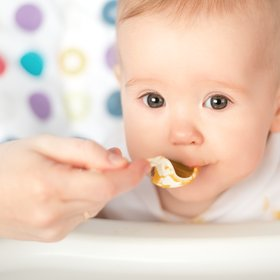 weaning food advice