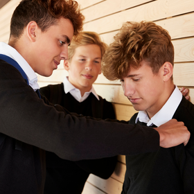 moving school because of bullying