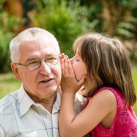 Listening to your grandchild