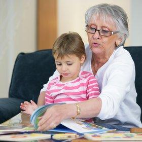 Caring for your grandchildren