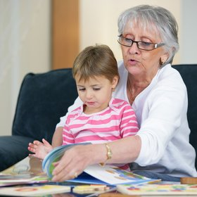 Caring for your grandchildren