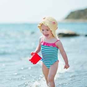 protecting children from sunburn
