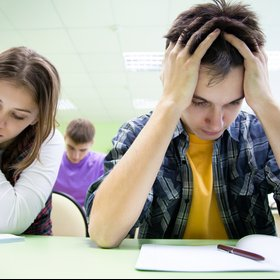 exam stress - supporting your teenager through exams