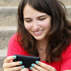 mobile phones for children