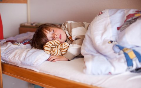 Advice on bedwetting