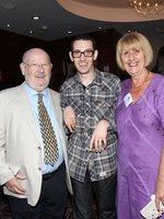 Malcolm Ozin MBE, Joel Duskwick & Marilyn Ozin.jpg