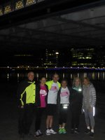The full marathon walkers just before sunrise.jpg