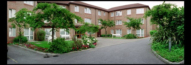Cherry Tree Court, Colindale, London