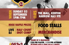 George Goldstone Charity Basketball Tournament