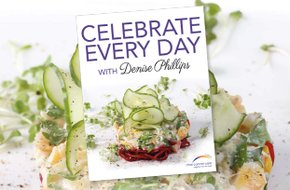Celebrate Every Day with Denise Phillips Cook Book Launch