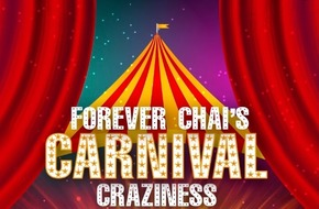 Forever Chai's Carnival Craziness