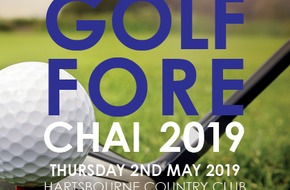 Golf Fore Chai Tournament