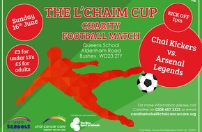 The L'Chaim Cup