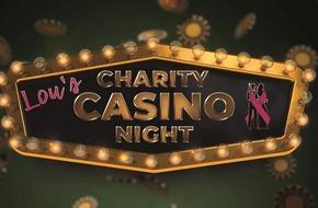 Lou's Charity Casino Night