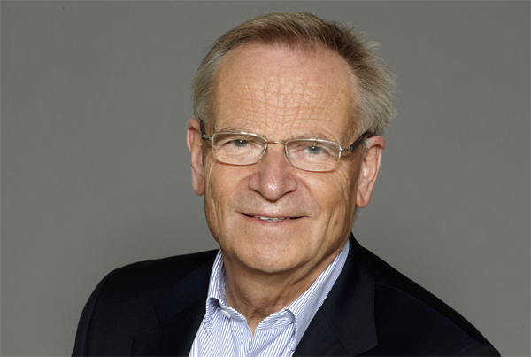 Lunch with Jeffrey Archer