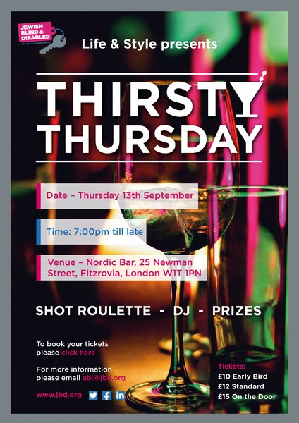 Life & Style Presents Thirsty Thursday