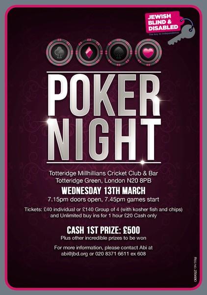 Poker Night 2019