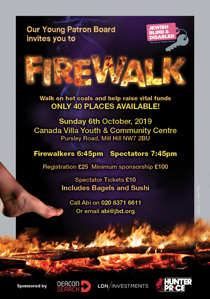 The Firewalk Returns 2019