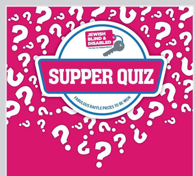 Supper Quiz 2020
