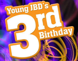 Young JBD's 3rd Birthday