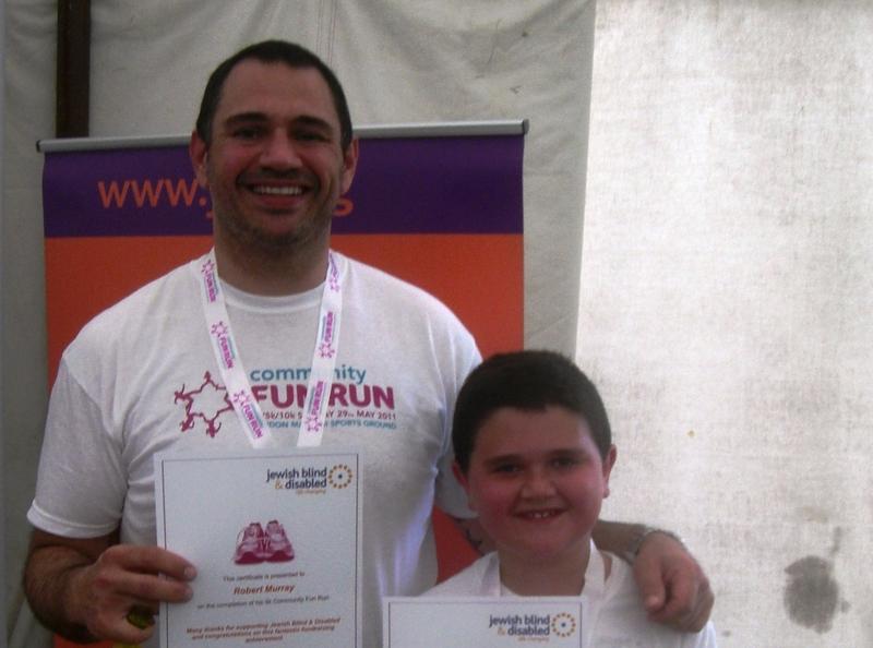 Community Fun Run 2012