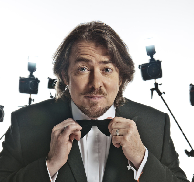 Would you like to lunch with Jonathan Ross?