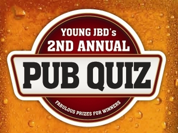 Young JBD's 2nd annual Pub Quiz