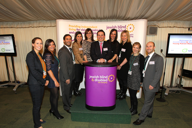 Young Patron Reception at the Swarovski Crystallised Lounge